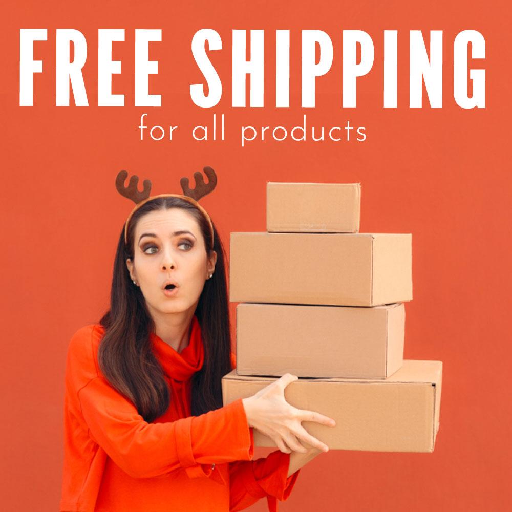 buldano free shipping