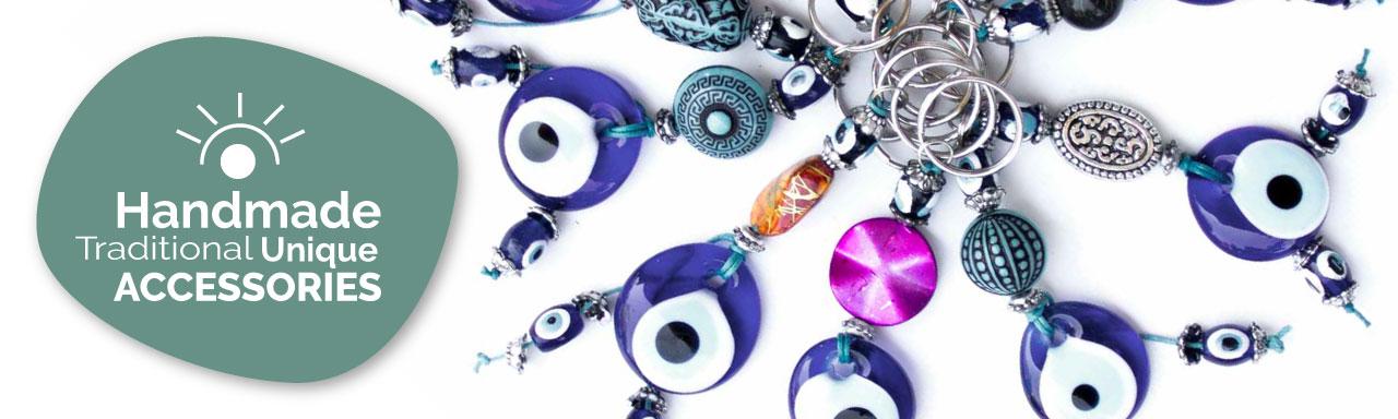Buldano Evil Eye Turkish Blue Bead