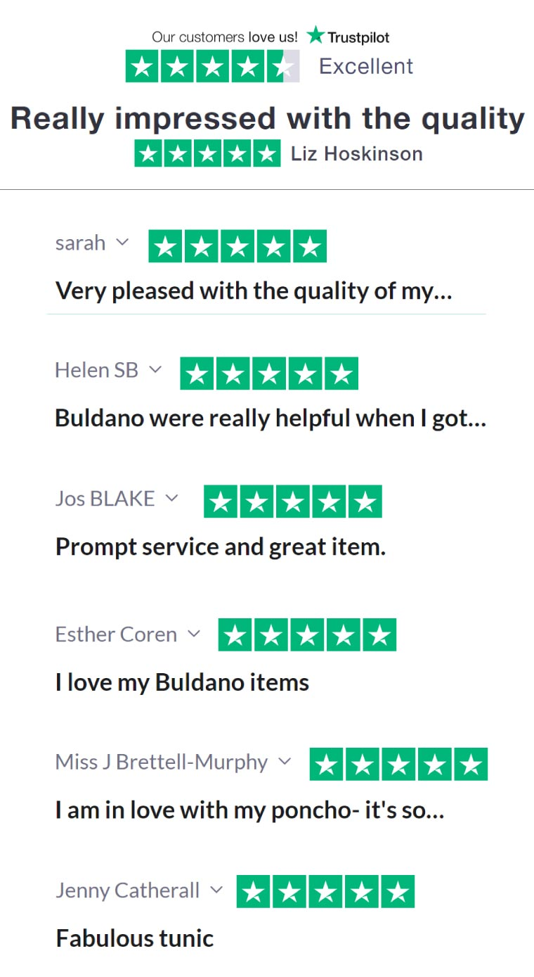 Buldano Trustpilot Reviews