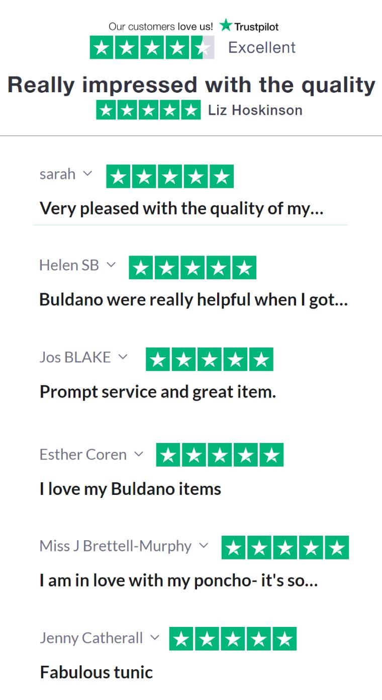 Buldano Trustpilot Reviews