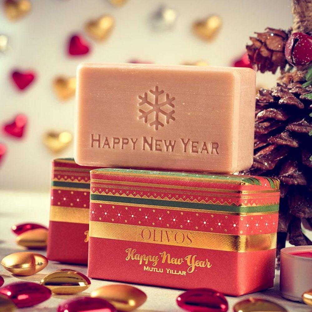 Buldano Happy New Year Natural Gift Soap