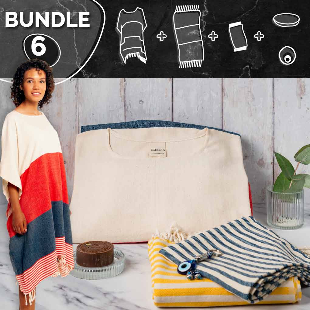 Buldano Turkish Towel Bundle