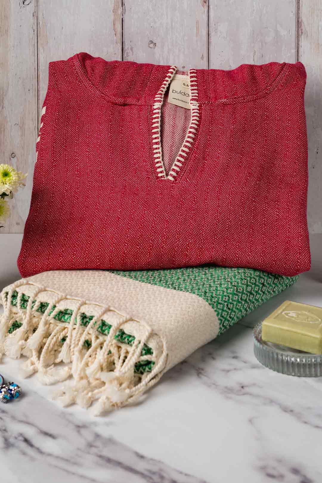Buldano Cotton Turkish Towels