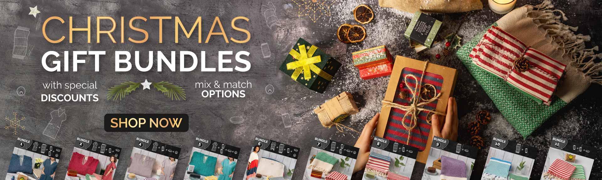 Christmas Gift Bundles By Buldano
