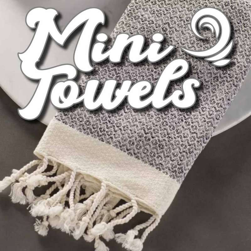 Mini Towels
