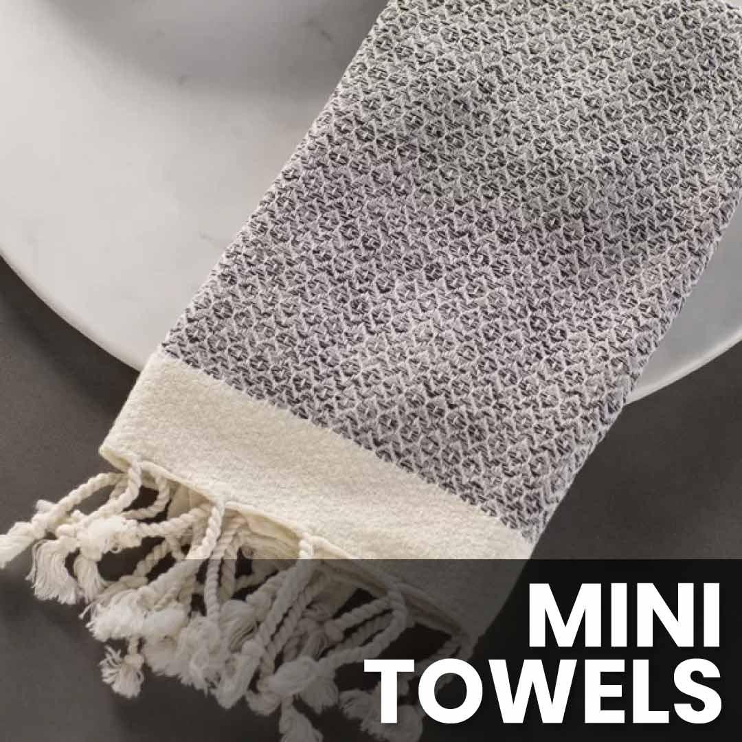 Buldano Mini Towels